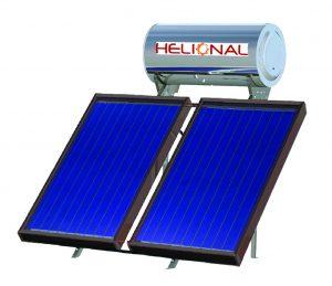Ηλιακοί θερμοσίφωνες για αντλίες θερμότητας
