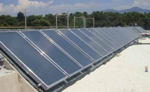 Ηλιακά συστήματα θέρμανσης