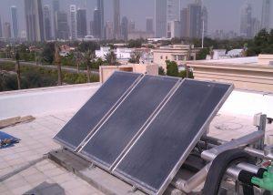 Αντλία θερμότητας με ηλιακή ενέργεια