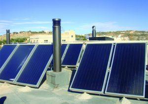 Ηλιακά για ενοικιαζόμενα δωμάτια